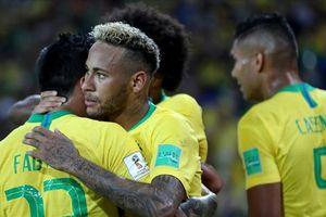 Thắng Serbia 2-0, Brazil hẹn Mexico ở vòng 1/8