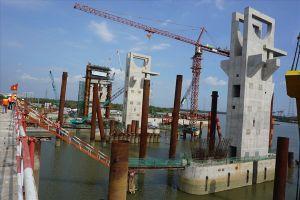 Cận cảnh dự án chống ngập 10.000 tỉ ở Sài Gòn 'mắc cạn' vì thiếu vốn