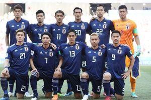 Thẻ vàng loại Senegal, giúp Nhật Bản giành vé vào vòng 1/8