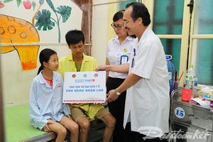 Quỹ Hỗ trợ người bệnh chiến thắng bệnh lao bước đầu phát huy tác dụng