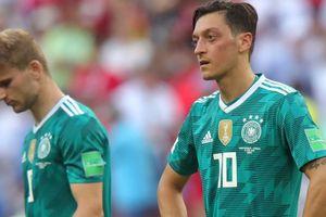 Về nước, đội tuyển Đức xin lỗi cổ động viên, cảm ơn chủ nhà Nga