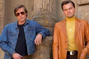 Tạo hình thập niên 1970 của Leonardo DiCaprio và Brad Pitt