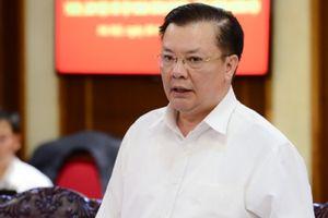 Bộ trưởng Bộ tài chính ấn tượng với chỉ số tăng trưởng của Viettel