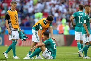 Truyền thông Đức phẫn nộ vì trận thua 'thảm họa' của đội nhà