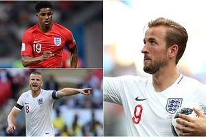 Đội hình tối ưu của Anh trước Bỉ ở bảng G World Cup 2018