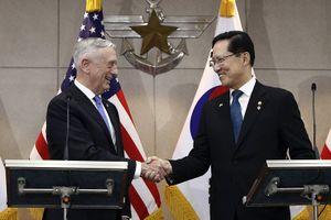 Mỹ và Hàn Quốc nhất trí giữ nguyên lệnh trừng phạt với Triều Tiên