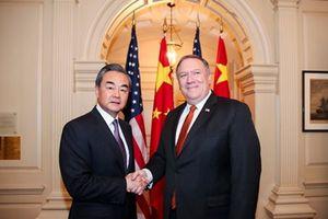 Bộ trưởng Ngoại giao Trung Quốc, Mỹ nhất trí giữ liên lạc chặt chẽ