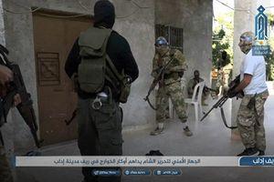 Khủng bố Idlib đánh lẫn nhau, Quân đội Syria ung dung hưởng lợi