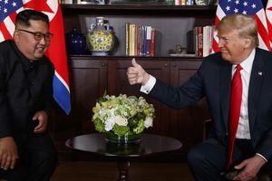 Ông Trump ấn tượng với tầm nhìn của ông Kim Jong-un về tương lai Triều Tiên