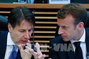Châu Âu tuyên chiến với vấn nạn phổ biến vũ khí hóa học và do thám
