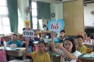 Cô dâu Việt ở Đài Loan giữ gìn sức sống của tiếng mẹ đẻ nơi đất người