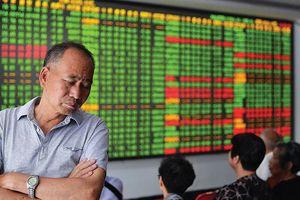 Chứng khoán Trung Quốc bước vào đà giảm