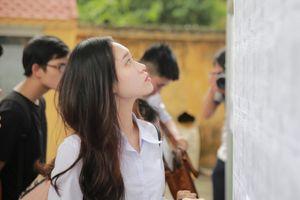 Hà Nội công bố điểm chuẩn vào lớp 10 công lập năm học 2018-2019