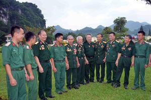 Trung đoàn 246 kỷ niệm 70 năm Ngày truyền thống
