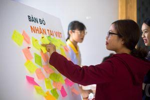 UNESCO-CEP đưa ước mơ của 12.000 bạn trẻ vào Bản đồ nhân tài Việt