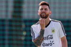 Messi đá số 9 ảo, Sampaoli sẵn sàng gây bất ngờ cho ĐT Pháp