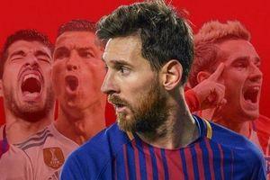 Cuộc nội chiến giữa các siêu tiền đạo La Liga