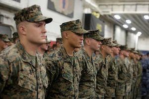 Bộ ngoại giao Mỹ đề xuất đưa thủy quân lục chiến tới Đài Loan