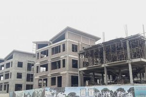 Những dấu hỏi lớn về 26 biệt thự Khai Sơn Hill được cấp phép