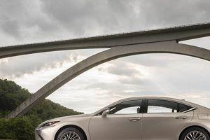 Lexus ES 2019: Khúc tam tấu của công nghệ, thủ công bậc thầy và sự xa xỉ