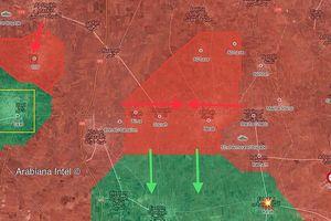 Hàng chục khu dân cư Syria xua đuổi thánh chiến, kêu gọi quân đội chính phủ tiến vào kiểm soát