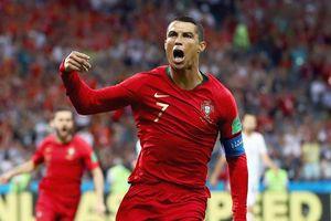 Đội hình kết hợp Bồ Đào Nha vs Uruguay: Suarez đá cặp với Ronaldo
