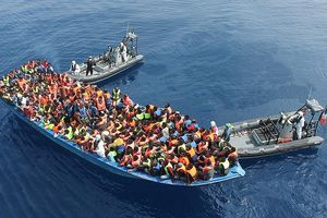 Khủng hoảng nhập cư: EU mới chỉ thống nhất giải quyết 'trên giấy tờ'