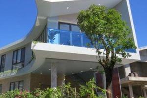 Khai trương khu biệt thự nghỉ dưỡng đầu tiên tại Phú Yên