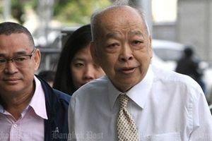 Tranh cãi về án tù của cựu Ngoại trưởng Surapong Tovichakchaikul