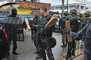 Brazil mất hàng chục tỷ USD/năm vì tội phạm