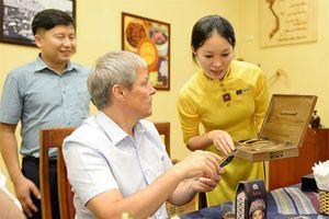 Hành trình đưa tinh hoa ẩm thực Việt ra thế giới