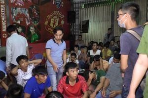 Triệt phá ổ cá độ World Cup ở Đà Nẵng