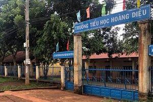 Tỉnh ủy Bình Phước kết luận liên quan đến Hiệu trưởng vi phạm điều lệ Đảng