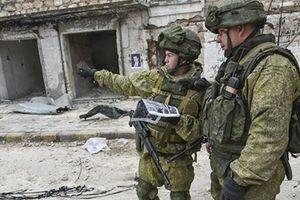 Nga lên tiếng về việc hiện diện quân sự tại Syria
