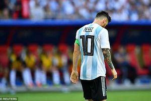 Messi, khi từ bỏ mới chính là thất bại