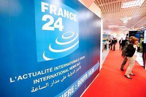 Nga cảnh báo rút giấy phép của France 24 và Deutsche Welle