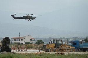 Nga ra đòn đánh bại cuộc tấn công máy bay không người lái vào căn cứ tại Syria