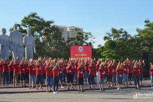 Hơn 70 học sinh tham gia chương trình 'Học kỳ nhân ái, kết nối yêu thương'