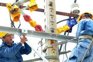 Thông qua khung giá bán buôn điện mới