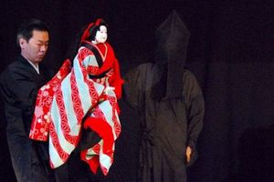 Biểu diễn Kịch rối Nhật Bản 'Tình yêu của người con gái bán rau'
