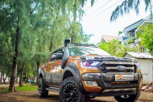 Cẩm nang đồ chơi cho ôtô off-road vào hè - Kỳ 1: Biến xe pick-up thành 'chiến binh' đẹp như xe concept