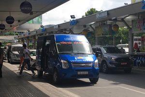 Xử nghiêm nạn cò mồi, taxi dù ở sân bay