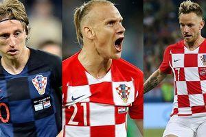 Đội hình dự kiến của Croatia trước Đan Mạch: Modric che mờ Eriksen?