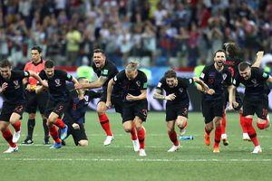 Thắng Đan Mạch sau loạt sút luân lưu, Croatia hẹn gặp Nga ở tứ kết