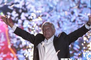 Bầu tổng thống Mexico: Ứng cử viên đảng cầm quyền thừa nhận thất bại