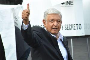 Mexico: Tổng thống đắc cử Obrador cam kết mang lại thay đổi lớn