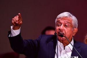 Ông Obrador đắc cử tổng thống Mexico: Chiến thắng hợp lòng dân