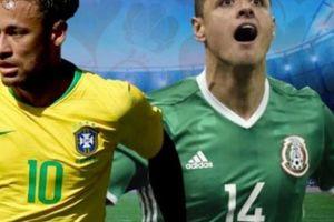 Phân tích tỷ lệ Brazil vs Mexico (21h00 ngày 2.7): Chiến thắng vừa đủ