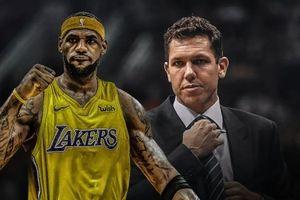 Lebron James đã có bến đỗ mới, NBA rung chuyển dưới chân 'Nhà vua'