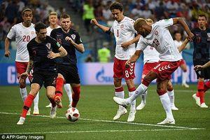 Tin nhanh World Cup: Đan Mạch và Croatia lập kỷ lục ghi bàn siêu tốc